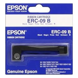 Epson ERC 09B black cartridge