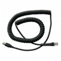 Datalogic cavo usb pot coiled 4.5m