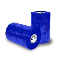 Zebra Ribbon cera Colour 60x450 blue