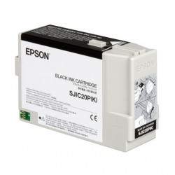 Epson SJIC Black INK CARTRIDGE TM-C3400BK