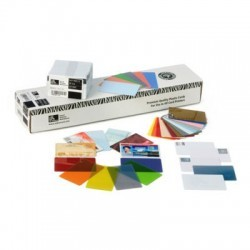 Zebra card plastificate 30 mil