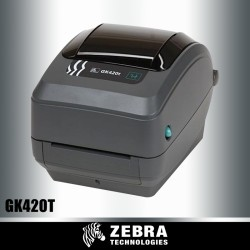 Zebra thermal transfer printer GK 420t