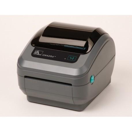 Zebra GX 420d stampante desktop termica