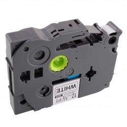 Laminato Black-Yello 6mmX8m Brother labelTZ-FX611/TZe-FX611