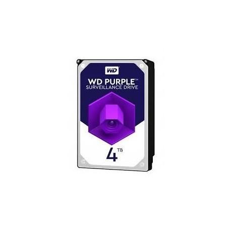 Western Digital HDD int.4TB WD40PURZ, PURPLE