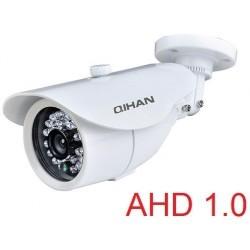 AHD 720P, Bullet, HD CMOS, Ottica Fissa 3.6mm, 24 LED