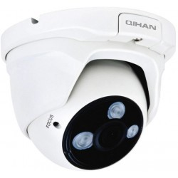 Telecamera Dome 3 Megapixel, Analogiche AHD/TVI , 2.8-12mm