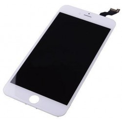 Display LCD Originale LG AAA+ per iPhone 6S Plus Bianco