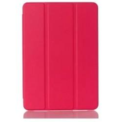 Custodia in pelle per Tablet Samsung Tab A 9.7 T55X Rossa