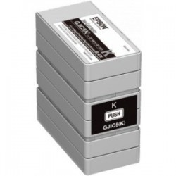 Epson cartridge, black C13S020563