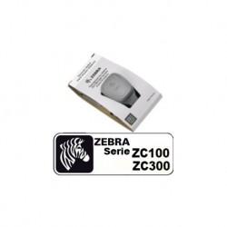 Zebra Ribbon, Mono -Black,...