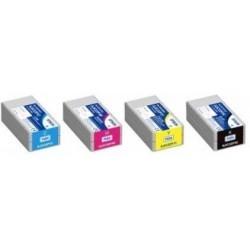 Black Dye for Epson TM-C3500-32.6MLC33S020601(SJIC22P/K)
