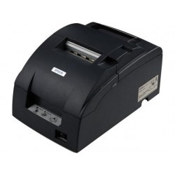 EPSON TM-U220D, RS232, black