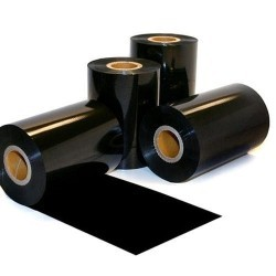 100ASA wax ribbon black 110x74