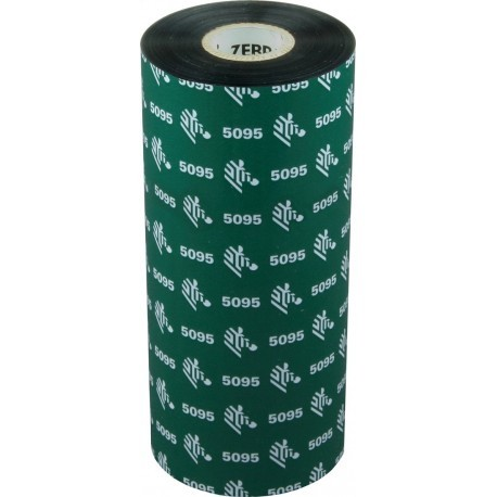 Zebra ribbon resina 5095 174x450  box 6