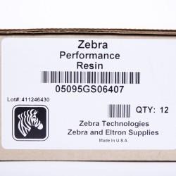 Zebra ribbon resina 5095 64x74 box 12