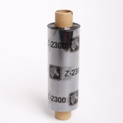 Zebra ribbon cera 02300 84x74 box 12 - cod. 02300GS08407