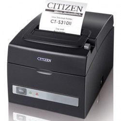 Citizen CT-S310II, Dual-IF,...