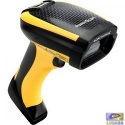 Datalogic PowerScan PM9300 1D AR RB nero-giallo cod.PM9300-AR433RB