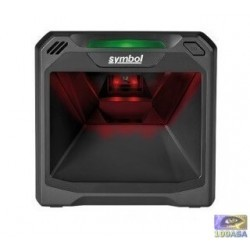 Zebra DS7708, 2D, Area Imager, Multi-IF, EAS, verticale, Kit (USB), nero