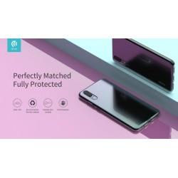 Cover protezione PP Devia per Huawei P20 Trasparente