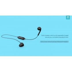 Auricolari V2 Bluetooth 5.0 ultra leggeri Neri