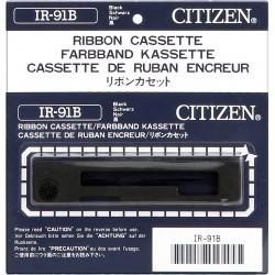 Citizen colour ribbon, black