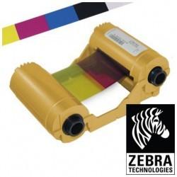 Zebra ZXP 3 ribbon 4 colours